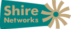 Shire Networks Logo